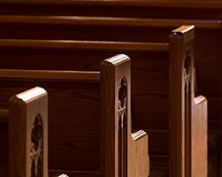 Do you worry about empty pews?