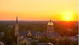 Nd At Sunset