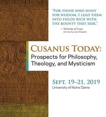 Cusanus Today conference